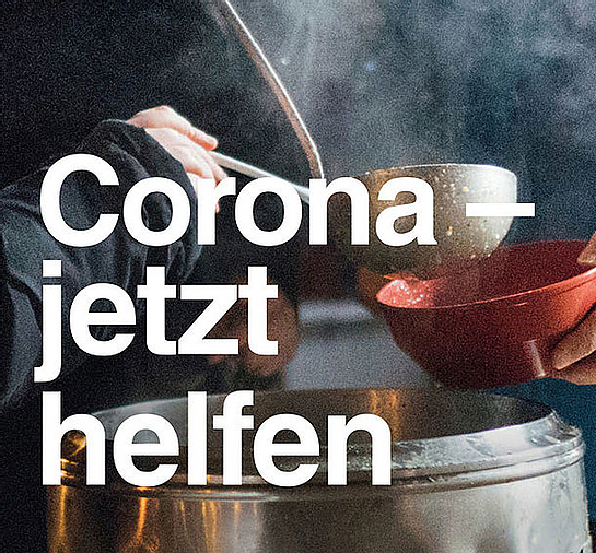 Corona jetzt helfen