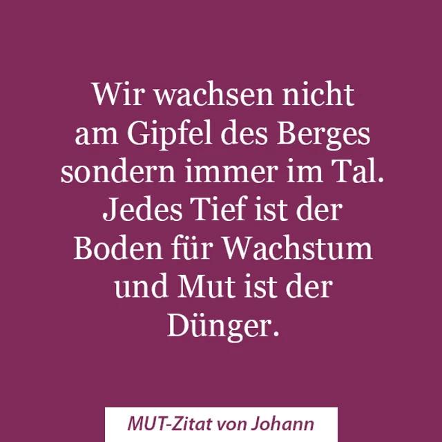 Zitat von Johann